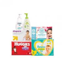 Target: Purchase $100 in Select Baby Diapers Wipes & Toiletries Get $30 Gift Card + Free Store Pickup *8/23 - 8/29*