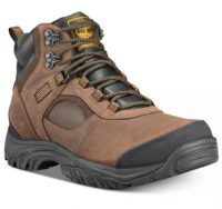 Timberland Men's Mt Major Hikers (Black or Dark Brown)