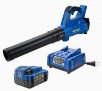 Kobalt 100 MPH 24V Max Li-Ion Brushless Leaf Blower w/ Battery + Charger
