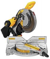 "DeWALT 12"" Double Bevel Compound 15-Amp Miter Saw w/ XPS Cutline"