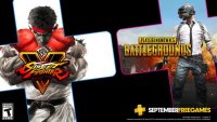 PS+ Members: Street Fighter V + PlayerUnknown's Battleground (PS4 Digital)