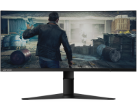 """34"""" Lenovo G34w-10 3440x1440 144Hz Curved Ultrawide Gaming Monitor"""