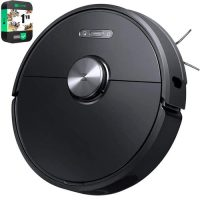 Roborock S6 Pure Robotic Vacuum & Mop Cleaner + 1-Yr Extended Warranty