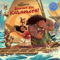 Disney Moana: Beware the Kakamora! (Paperback)