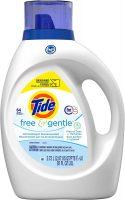 92oz Tide Free & Gentle HE Liquid Laundry Detergent