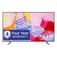 "Sam's Club Member: 82"" Samsung Class Q6DT Series 4K UHD Smart QLED TV (2020)"
