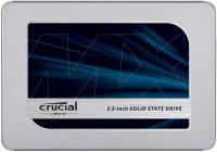 "500GB Crucial MX500 2.5"" 3D NAND SATA III Internal Solid State Drive"