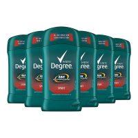 6-Pk 2.7-Oz Degree Men Antiperspirant Deodorant Stick Sport 48 Hour Protection