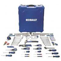 200-Piece Kobalt Household Tool Set w/ Hard Case