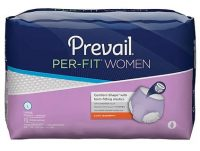 72-Count Prevail Extra-Absorbent Women's Disposable Underwear (Large)