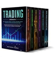 TRADING: 6 Books in 1: Day Trading Forex Futures Options Stock & Swing for Beginners 2020 Kindle Edition for Free
