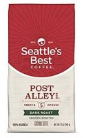 12oz Seattle's Best Coffee Post Alley Blend Ground Coffee (Dark Roast)