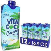12-Pack 16.9oz. Vita Coco Coconut Water