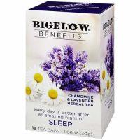 108-Count Bigelow Benefits Chamomile & Lavender Herbal Tea Bags (Sleep)