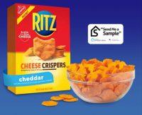 RITZ Cheese Crispers Sample