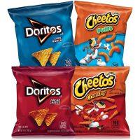 Prime Members: 40-Count Frito-Lay Doritos & Cheetos Mix Variety Pack