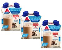 4-Pack Atkins Protein Rich Shake (Mocha Latte)