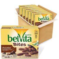 30-Count belVita Mini Breakfast Biscuit Bites (Chocolate)
