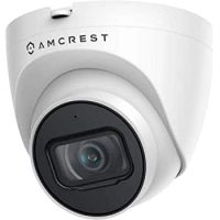 Amcrest Starlight 5MP UltraHD PoE Outdoor Security Camera w/ Built-In Mic