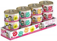 12-Pack 3-Oz Weruva BFF Batch 'O Besties Variety Pack Canned Cat Food