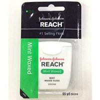 Reach Waxed Mint Dental Floss (55-Yards)