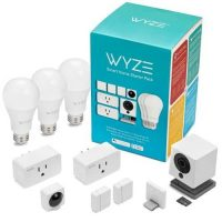 Select Home Depot Stores: Wyze Smart Home Starter Bundle