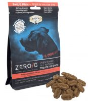 6-Ounce Darford Zero/G Mini Dog Treats (Roasted Salmon Recipe)