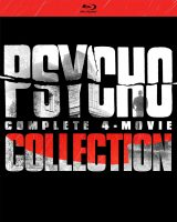 Psycho: Complete 4-Movie Collection (Blu-ray)