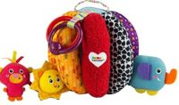 Lamaze Grab & Hide Ball Soft Floor Toy