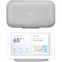 Google Home Max Smart Speaker + Google Nest Home Hub