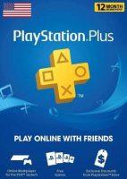 1-Year PlayStation Plus Membership (Digital Delivery)