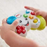 Fisher-Price Laugh & Learn Colorful Game and Learn Controller