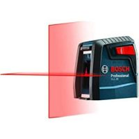 Bosch 30' Self Leveling Cross Line Laser Level