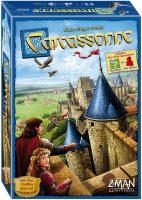 Carcassonne Big Box 2017 $50 Carcassone Standard Board Game