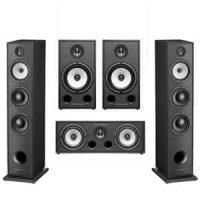 Triangle Borea Speakers: BR08 Floors (Pair) + BRC1 Center + BR03 Bookshelves