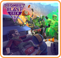 Zombie Blast Crew (Nintendo Switch Digital Download)