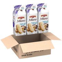 3-Pack 7.5oz Pepperidge Farm Milano Cookies (Double Milk Chocolate)