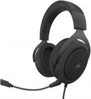 Corsair HS60 Pro 7.1 Virtual Surround Sound Gaming Headset w/ USB DAC