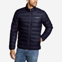 Eddie Bauer: Men's & Women's Cirruslite Down Jackets $40 Down Vests
