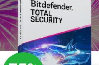 Bitdefender Total Security 2021 10 PC