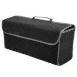 Fordable Car Trunk Organizer storage box Durable Backseat Bag for car, truck or SUV