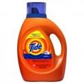 100oz. Tide Liquid Laundry Detergent (Original or Free & Gentle)