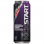 12-Pack of 16oz Mountain Dew Kickstart Energy Drinks (Various Flavors) $10.50 w/ S&S + Free S&H