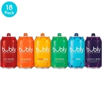 18-Count 12oz bubly Sparkling Water (Variety Pack)