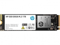 1TB HP EX920 PCIe NVMe 3D TLC NAND M.2 Solid State Drive