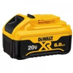 2-Pack DeWALT 20-Volt Max 6.0Ah Lithium-Ion Batteries