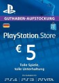 Play Station Network 5 EUR DE