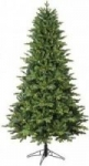 GE 7' Pre-Lit Asheville Fir Artificial Christmas Tree with 500 LED Lights – $98.00