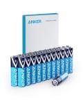 24-Count Anker Akaline AAA Batteries