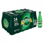 24-Pack 16.9oz Perrier Sparkling Mineral Water